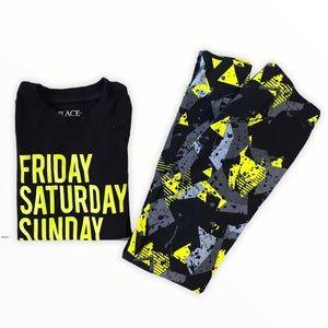 CHILDREN'S PLACE   Weekend Pyjama Set